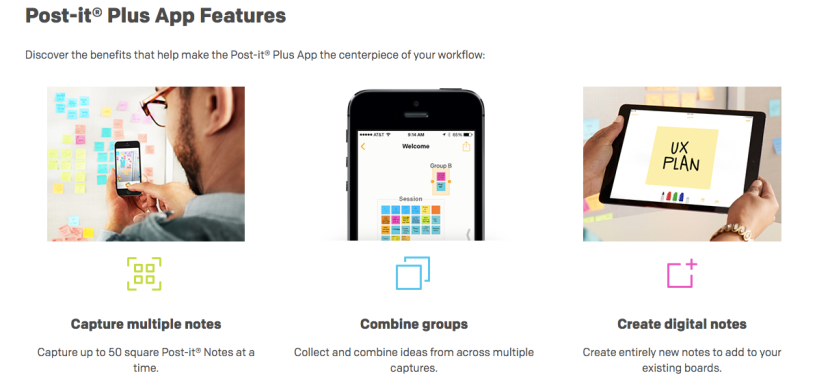The Simplest and Most Awesome App Ever: Post-it Plus